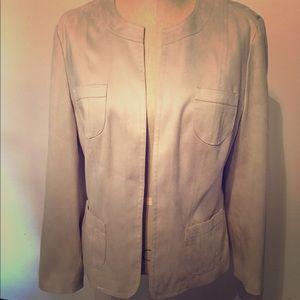 Talbots light weight jacket/blazer.